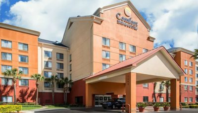 Comfort Inn Suites Universal Cc Exterior 02
