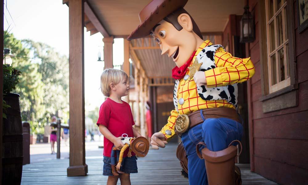 NEW - Toy Story Land. ©Disney ©Disney/Pixar