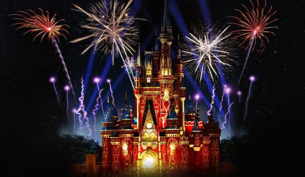 NEW – Happily Ever After Nighttime Spectacular