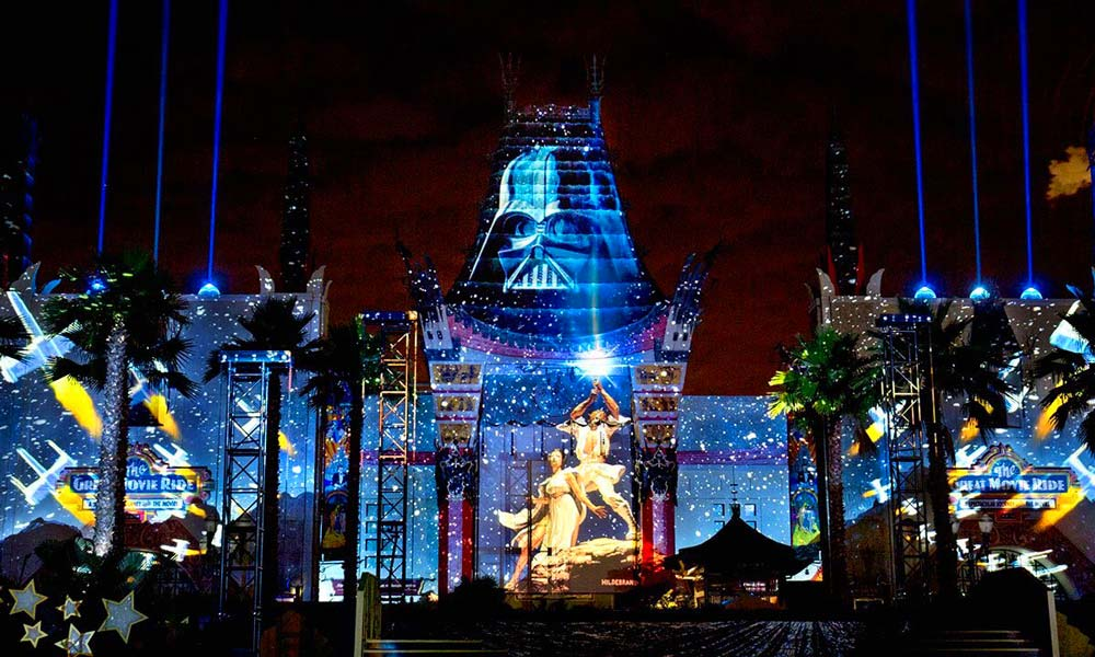 NEW – Star Wars Galactic Spectacular ©Disney/Lucasfilm Ltd. © & TM Lucasfilm Ltd.