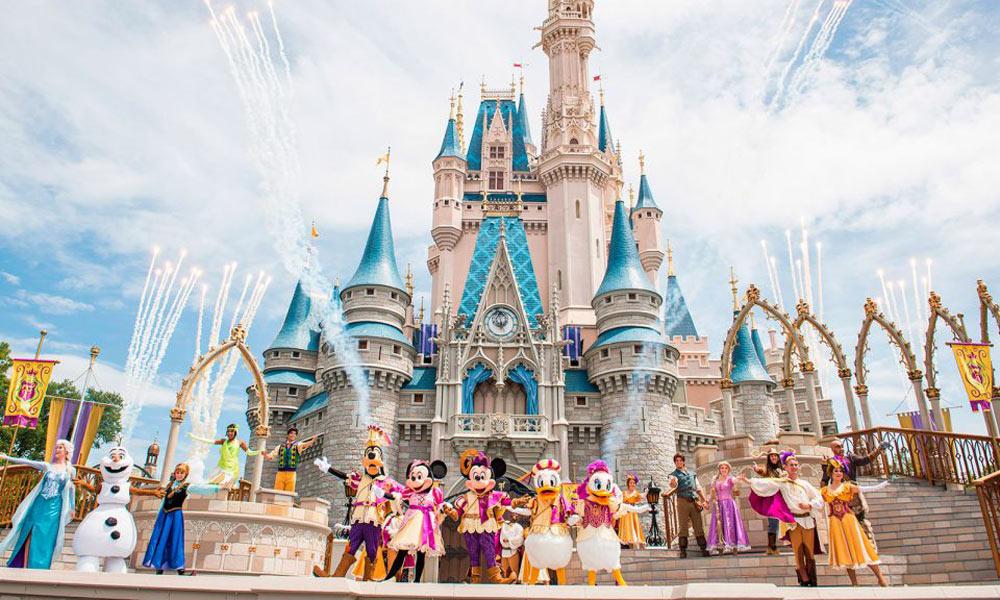 Discount Disney World Theme Park Tickets