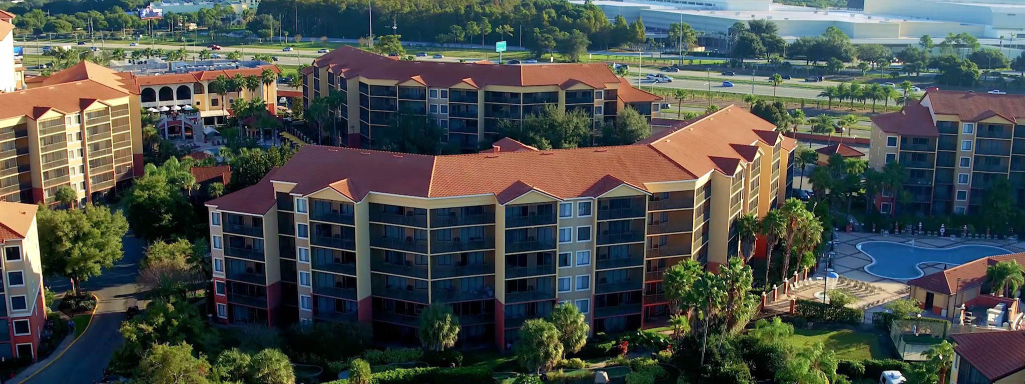 Westgate Lakes Hotel Sky View