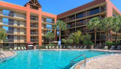 Hotel Rosen Inn: Outdoor Pool